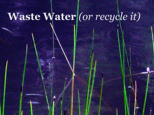 Waste Water title image
